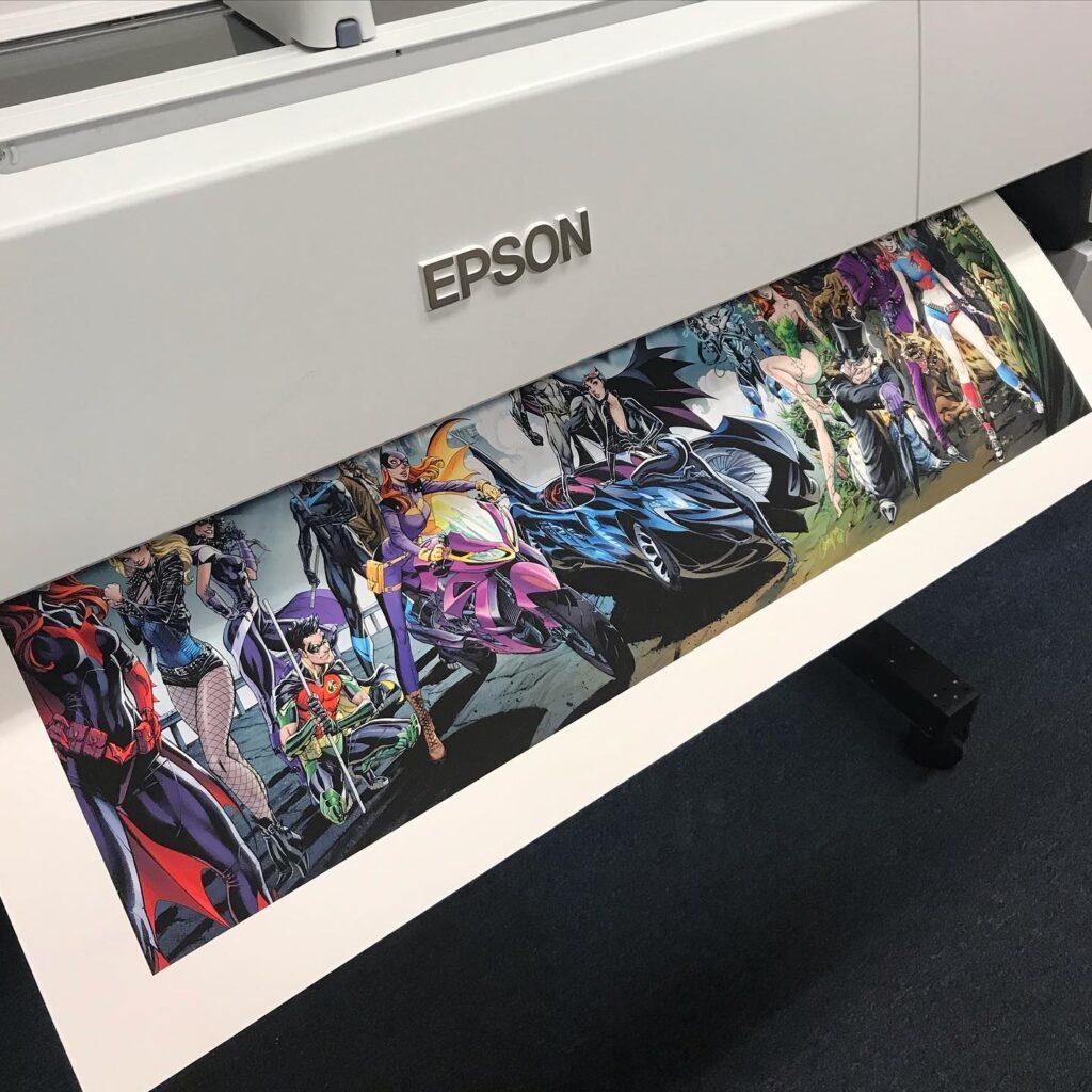 Real Color Designs Fine Art Print
